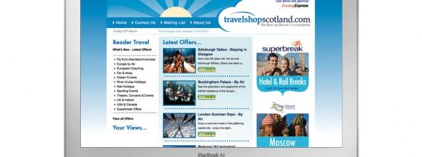 Travel Shop Scotland