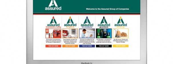 Assured Group Website